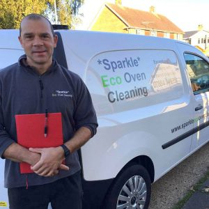 Oven Cleaner in Worthing