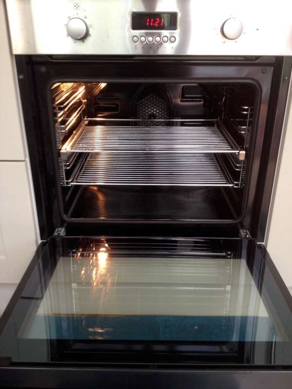 oven cleaner worthing after