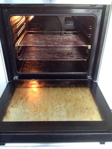 oven cleaner worthing before