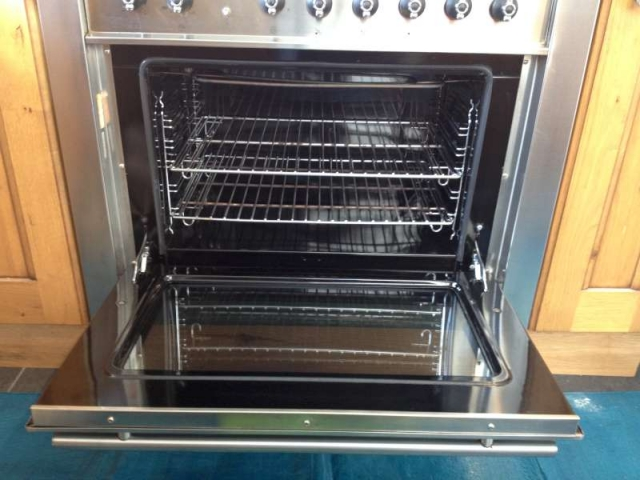 oven cleaning company after