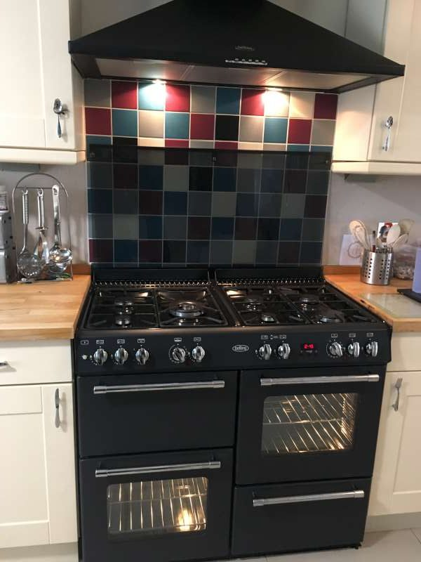 range cooker cleaning worthing