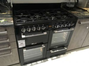 range oven cleaning worthing