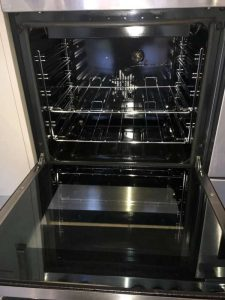 sparkle eco oven cleaning after